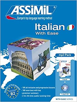 ''PORTABLE'' Assimil Pack Italian With Ease - Book Plus MP3 CD (Italian Edition). located shown Derechos Journal serie Joint