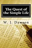 img - for The Quest of the Simple Life book / textbook / text book