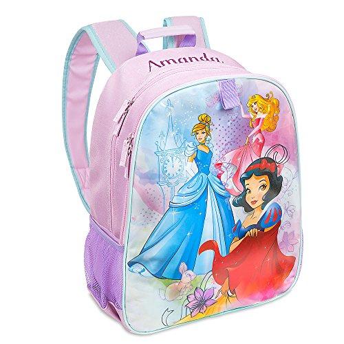 Disney Store Princess - Snow White, Cinderella & Aurora - Light-Up Backpack
