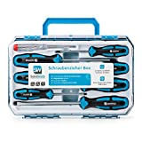 SolidWork 8-Piece Magnetic Screwdriver Set in a