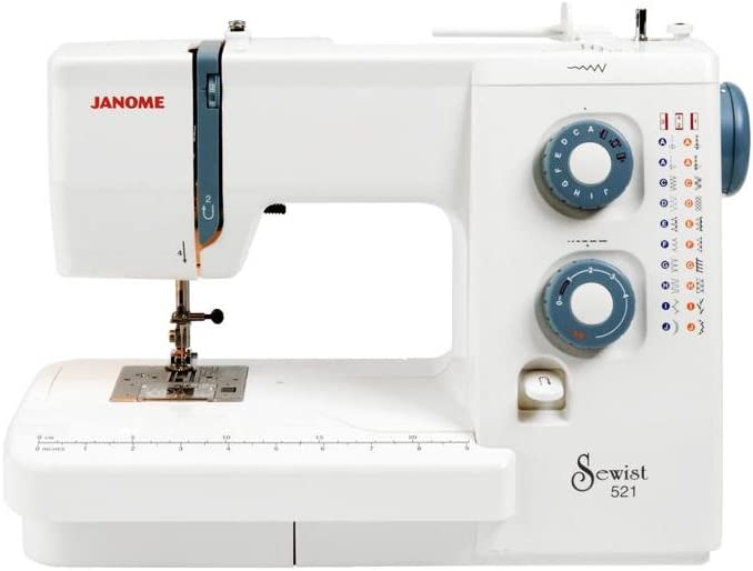 Para máquina de coser Janome 521: Amazon.es: Hogar