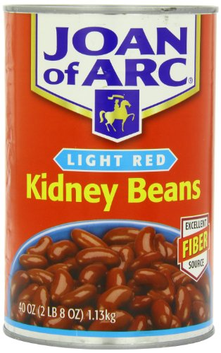 ight Red Kidney Beans, 40 Ounce (Pack of 12) ()