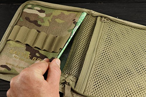Battle Board Tactical Notebook Holder Scout (Multicam)