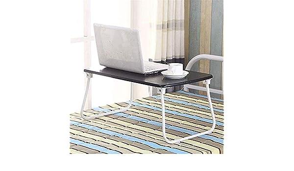 LINlz Mesa Plegable Lazy Home Mesa Escritorio for computadora ...