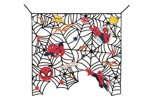 Marvel Spider-Man Decorative Web Kit (Spider Web Decorations)