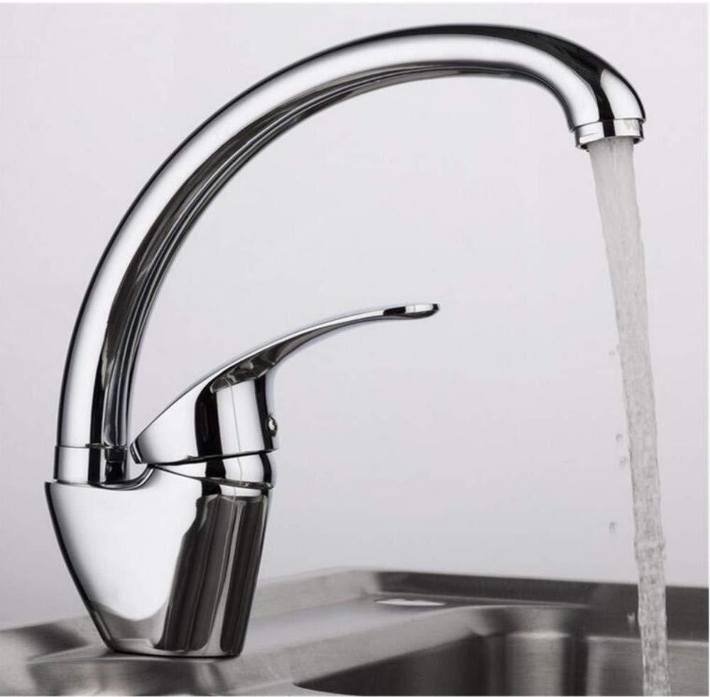 Faucet Lead-Free Square Innovationhandle Seven Letter Design 360 Degree redation