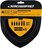 Jagwire Pro Brake Cable Kit Mountain SRAM/Shimano, Stealth Black
