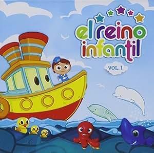 Various Artists - El Reino Infantil - Amazon.com Music