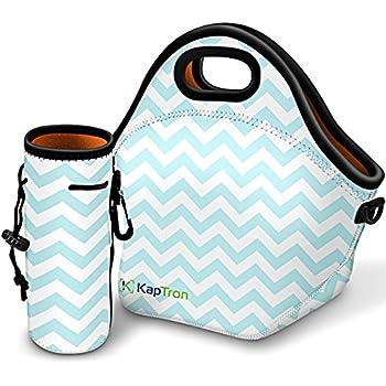 782c2226972d Amazon.com: Lunch Bag (Paisley Design Set): Kitchen & Dining