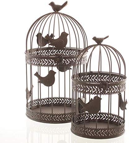 Decoratieve Vogelkooi L Kwastje Over Kastje