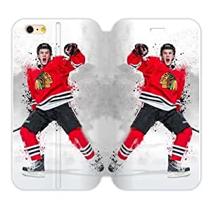 Phone Cases For Girly With Chicago Blackhawks Iphone 6 4.7 Shell Case Cover (Laser Technology) by supermalls