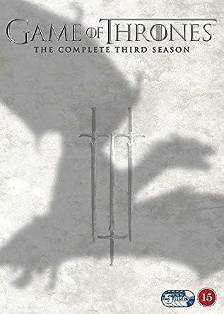 Game of Thrones Season 3: Amazon co uk: DVD & Blu-ray