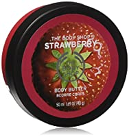 The Body Shop Strawberry Shower Gel, Paraben-Free Body Wash, 8.4 Fl. Oz.
