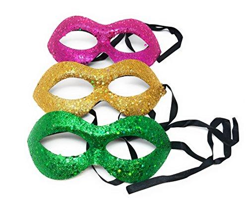 Cheap Mardi Gras Mask (Mardi Gras 7