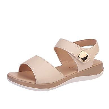 7d3beb0fe7421 Amazon.com: Claystyle Women's Espadrille Wedge Sandal Open Toe Shoes ...