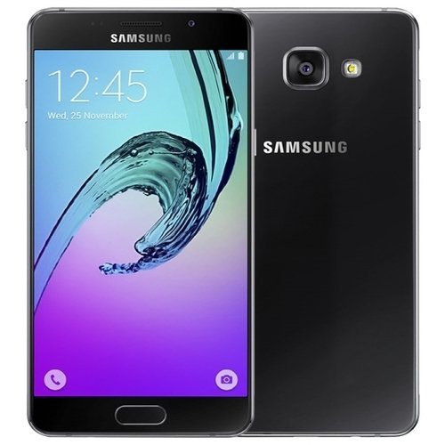 Samsung Galaxy A5 2016 A510M DUOS 16GB Unlocked GSM 4G LTE Octa-Core Android Smartphone w/ 13 Megapixel Camera - Black (No Warranty)