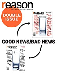 Reason is the monthly print magazine of free minds and free markets. It covers politics, culture, and ideas through a provocative mix of news, analysis, commentary, and reviews. Reason provides a refreshing alternative to right-wing a...