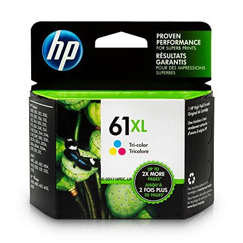 HP 61XL | Ink Cartridge | Tri-color | CH564WN (Hp Xl Ink)