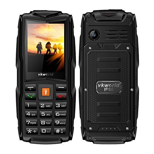 Unlocked Smartphone,IP68 Waterproof Outdoor Triple Sim Mobile Phone,2.4...