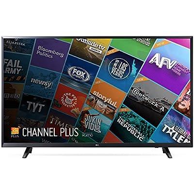 LG 55UJ6200 55 4K UHD HDR Smart LED TV (Certified Refurbished)