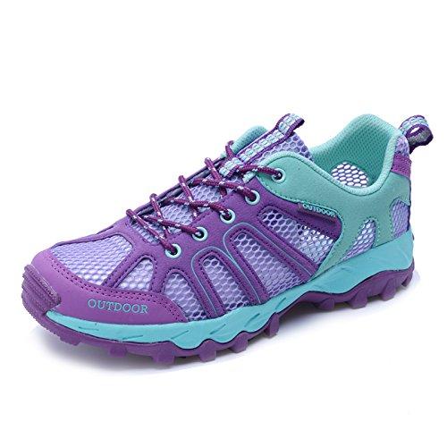 Xing Lin Sandalias De Hombre Tamaño Grande Sandalias Hombres 45 46 Yardas Sandalias De Malla Par Vadeando Zapatos Playa Al Aire Libre En Verano Sandalias De Agua De Secado Rápido purple