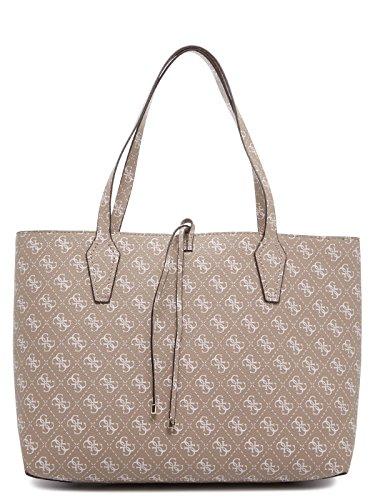 Shopper 36 Bag Guess Out Inside Cm Bobbi q6WtXS