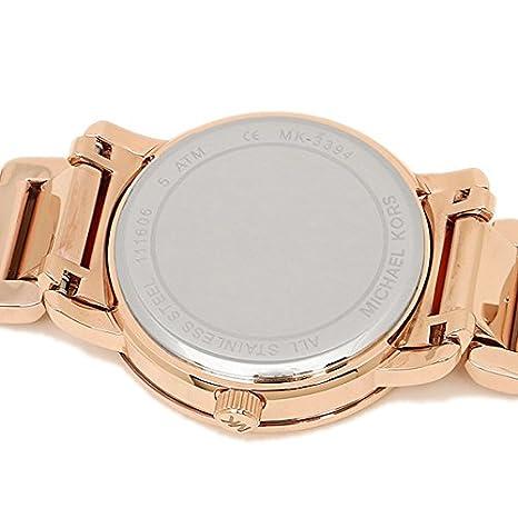 642d63415240 Amazon   マイケルマイケルコース 時計 アウトレット MICHAEL MICHAEL KORS MK3394 RUNWAY ランウェイ レディース腕時計  ローズゴールド [並行輸入品]   並行輸入品・ ...