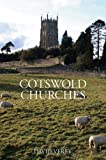 Cotswold churches by David Verey front cover