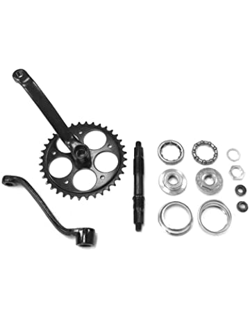 Wide Pedal Crank Kit - 2pc 80CC Gas Motorized Bicycle