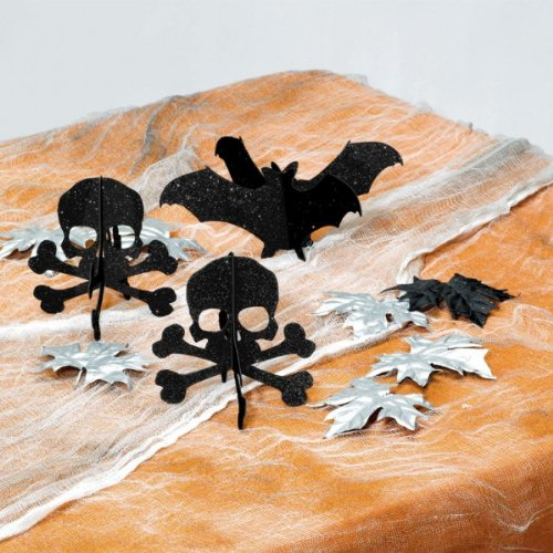Party Bags 2 Go Halloween Shocktails Mini 3D Printed (Halloween Centerpiece Ideas Cheap)