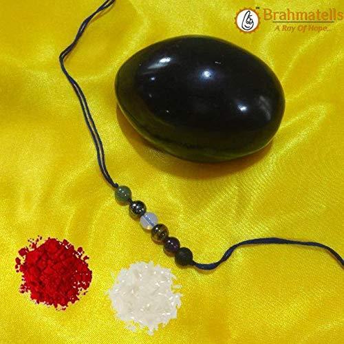 Brahmatells Handmade Reiki Healing Stone Rakhi/Bracelet