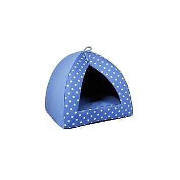DT YMLE APets - Nido para Perros de tamaño pequeño y Mediano, Doble Uso, algodón, Cama Nido para Perro: Amazon.es: Productos para mascotas