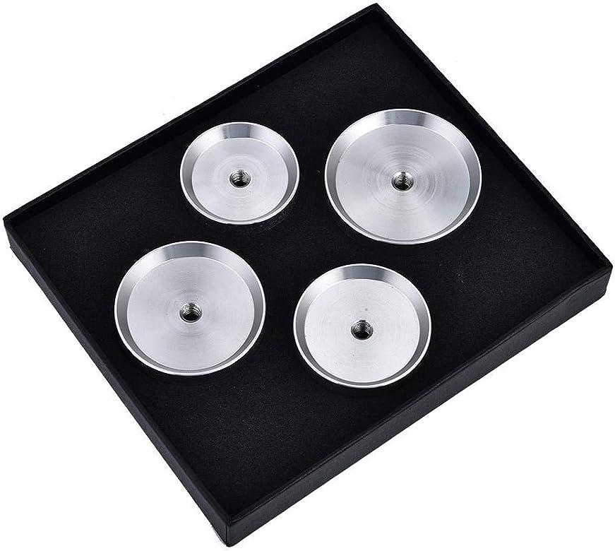 TMISHION 4pcs Reloj Set de Prensa, Caja de Reloj de Gran tamaño ...