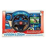 Melissa & Doug Vroom & Zoom Interactive Wooden