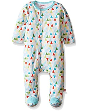 Baby Triangulum Footie
