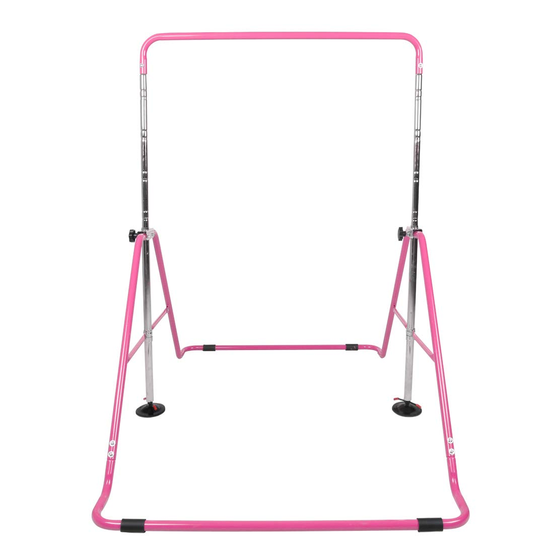 good price Hyner Folding telescopic gymnastics bar adjustable ...