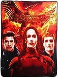 The Hunger Games: Mockingjay Fleece Throw