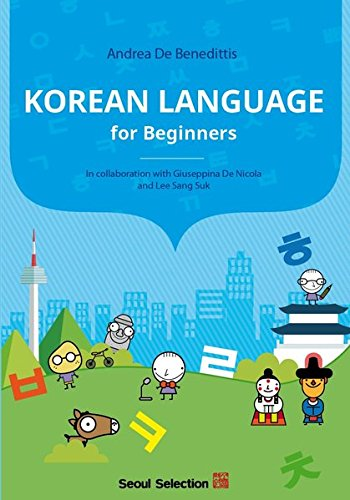 Korean Language for Beginners by Seoul Selection