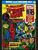 The Mark Of The Man Wolf, Spider Man Comic Book and Record Combo
