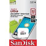 Sandisk 32GB 32G Ultra Micro SD HC Class 10 TF Flash SDHC Memory Card - SDSQUNB-032G-GN3MN 5 bibvlivb