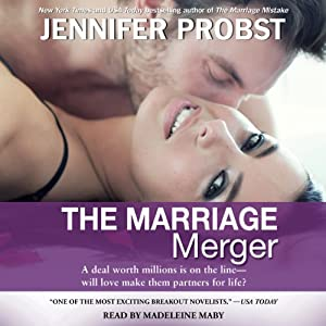 The Marriage Merger Hörbuch