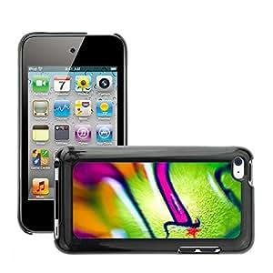 Print Motif Coque de protection Case Cover // V00001950 Resumen de la pared de obra // Apple ipod Touch 4 4G 4th