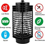 iMounTek Powerful Electric Bug Zapper LED Trap Lamp. UV Light Insect Killer Mosquito Eliminator Repellent Killer Trap