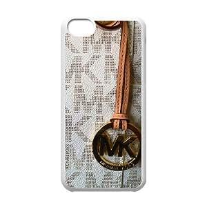 Michael Kors MK Brand Logo For iPhone 5c Custom Cell Phone Case Cover 99ER051363