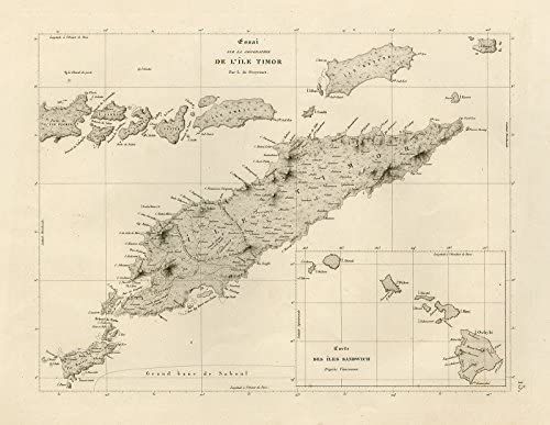 hawaii sandwich islands
