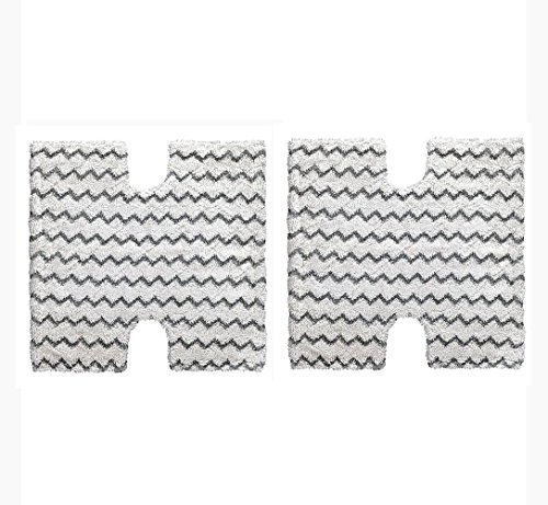 2-Pack Replacement XTP184 Mop Pads for Shark Lift-Away/Genius Steam Pocket Mop S3973 S3973D S5002 S5003 S6001 S6002 S6003
