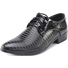Men Dress Up The British Business Leisure Pointed Youth Tide Shoes
