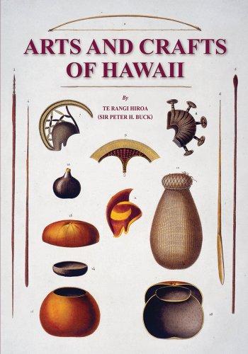 Amazon Arts And Crafts Of Hawaii Ebook Te Rangi Hiroa Kindle