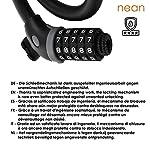 nean-lucchetto-a-cavo-per-bicicletta-con-combinazione-numerica-di-blocco-supporto-e-superficie-morbida-al-tocco-da-15-x-1800-mm