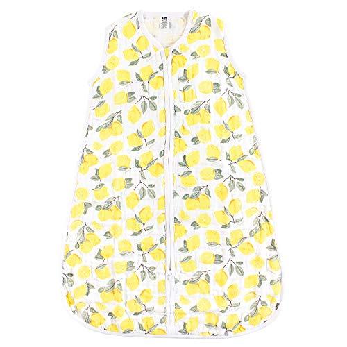 f0e3f9d8155 Hudson Baby Safe Sleep Wearable Muslin Sleeping Bag
